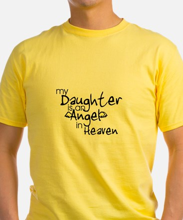 My daughter is an Angel T