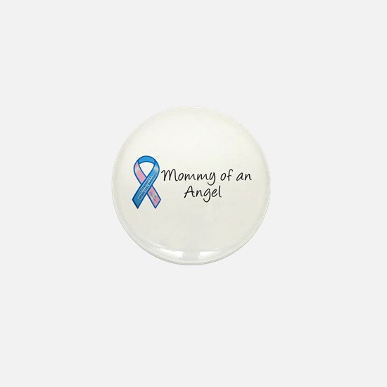 Mommy of an Angel Mini Button