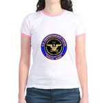 CTC - CounterTerrorist Center Jr. Ringer T-Shirt