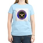 CTC - CounterTerrorist Center Women's Pink T-Shirt