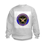 CTC - CounterTerrorist Center Kids Sweatshirt