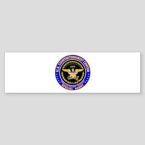 CTC - CounterTerrorist Center Bumper Sticker
