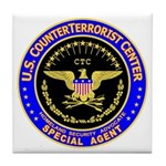 CTC - CounterTerrorist Center Tile Coaster