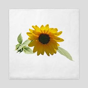 Sunflower Queen Duvet
