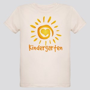 Kindergarten School Sun Organic Kids T-Shirt