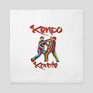 Kenpo Karate Queen Duvet