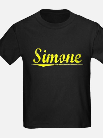 Simone, Yellow T