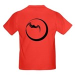 Moon and Bat Kids Dark T-Shirt