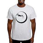 Moon and Bat Light T-Shirt