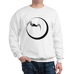 Moon and Bat Sweatshirt