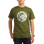 Nichirenshu dragon Organic Men's T-Shirt (dark)
