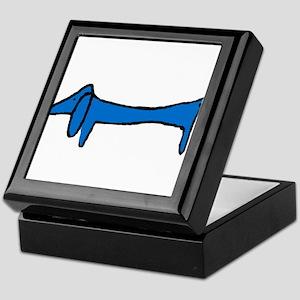 Famous Blue Dog Keepsake Box