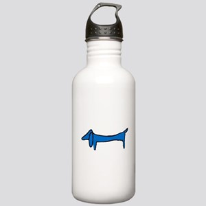 Famous Blue Dog Stainless Water Bottle 1.0L