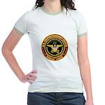 Counter Terrorist CTC Jr. Ringer T-Shirt