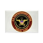 Counter Terrorist CTC Rectangle Magnet (10 pack)