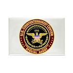 Counter Terrorist CTC Rectangle Magnet