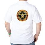 Counter Terrorist CTC Golf Shirt