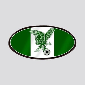 Nigerian Football Flag Patches