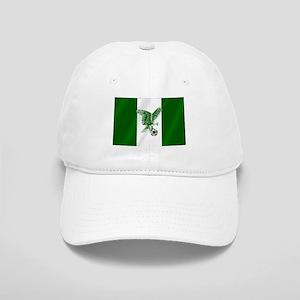 Nigerian Football Flag Cap