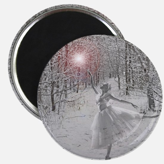 The Snow Queen Magnet