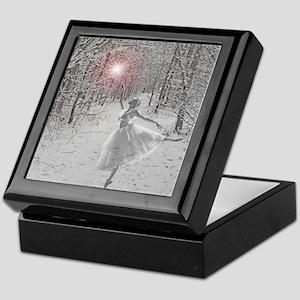 The Snow Queen Keepsake Box