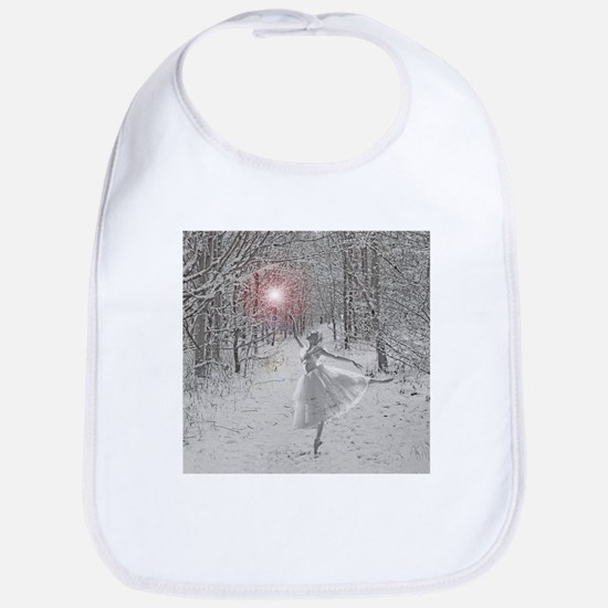 The Snow Queen Bib