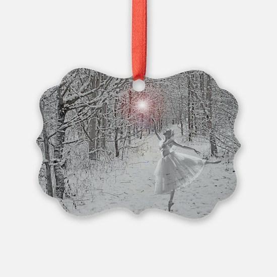 The Snow Queen Ornament