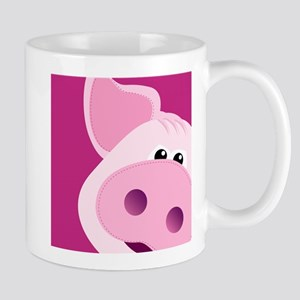 Happy Piggy Mug