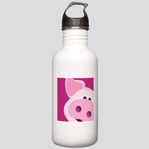Happy Piggy Stainless Water Bottle 1.0L