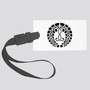 Kujo wisteria Large Luggage Tag