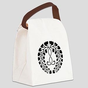 Kujo wisteria Canvas Lunch Bag