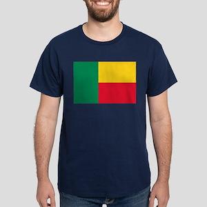 Flag of Benin Dark T-Shirt