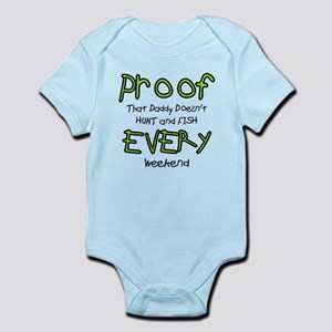 Daddy's Proof Body Suit