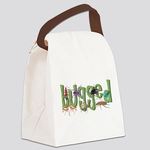 Bugged Canvas Lunch Bag