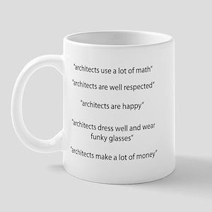 architects Mug