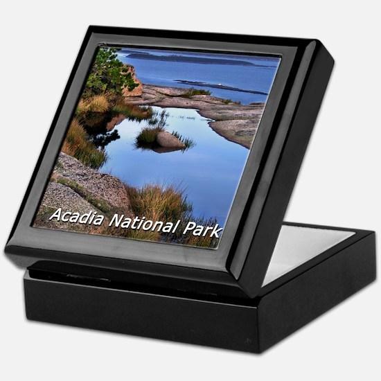 acadia1.jpg Keepsake Box