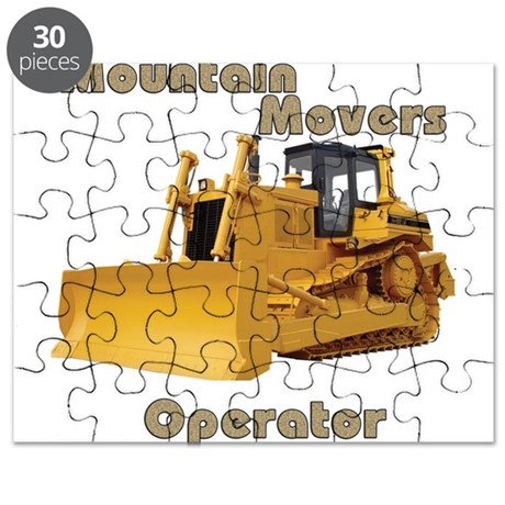 Mountain Movers Puzzle