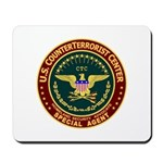 CTC - CounterTerrorist  Mousepad