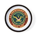 CTC - CounterTerrorist  Wall Clock