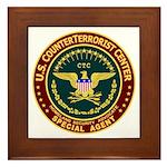 CTC - CounterTerrorist Framed Tile