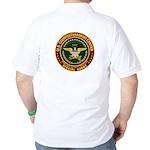 CTC - CounterTerrorist  Golf Shirt