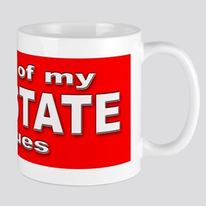 Red State Values Mug