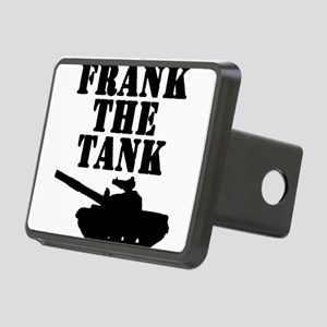 Frank The Tank Rectangular Hitch Cover