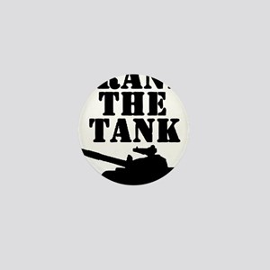 Frank The Tank Mini Button