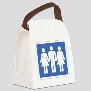 3way Canvas Lunch Bag