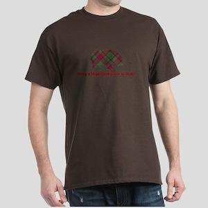 Only A Hippo Dark T-Shirt