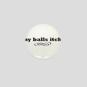 BallsItch_2 Mini Button