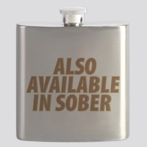 AlsoAvailableinSober Flask