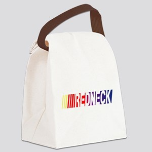 2-Redneck Canvas Lunch Bag