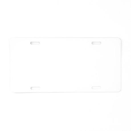 MissedPi2.png Aluminum License Plate